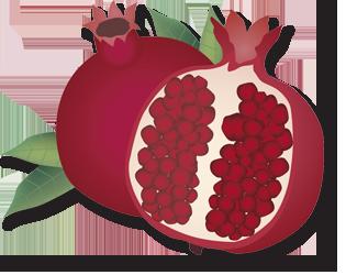 Logo dei Melograni di San Giorgio